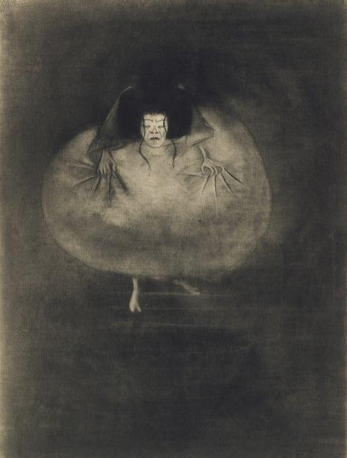 Madame Hanako De Zayas, Marius  (Mexican, 1880-1961)