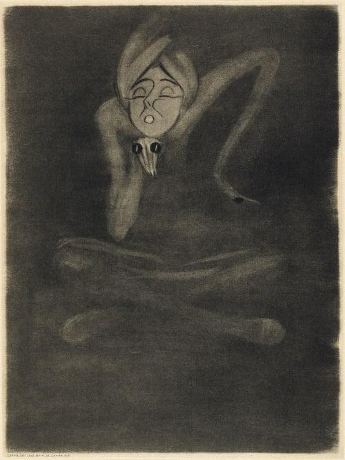 Ruth St. Denis De Zayas, Marius  (Mexican, 1880-1961)