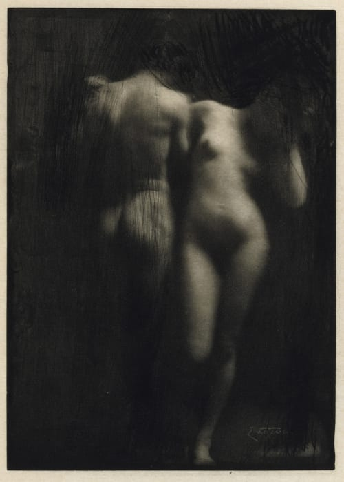 Adam and Eve Eugene, Frank  (American, 1865-1936)
