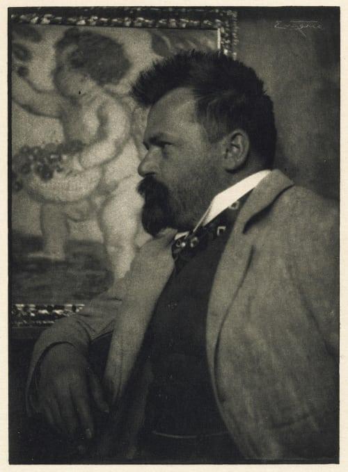 Prof. Adolf Hengeler Eugene, Frank  (American, 1865-1936)
