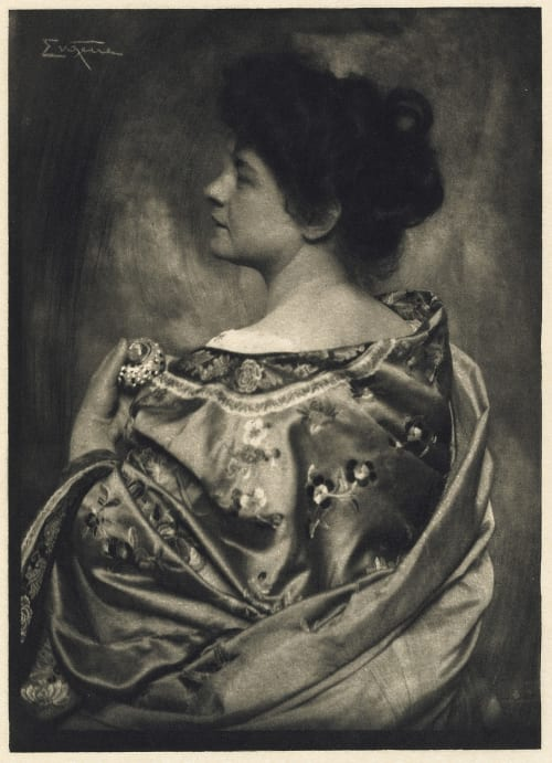 Kimono – Frl. v. S. Eugene, Frank  (American, 1865-1936)