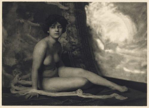 Nude – A Study Eugene, Frank  (American, 1865-1936)