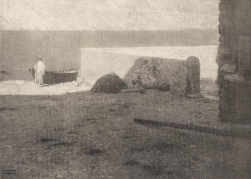 On the Shore Kuehn, Heinrich  (Austrian-German, 1866-1944)