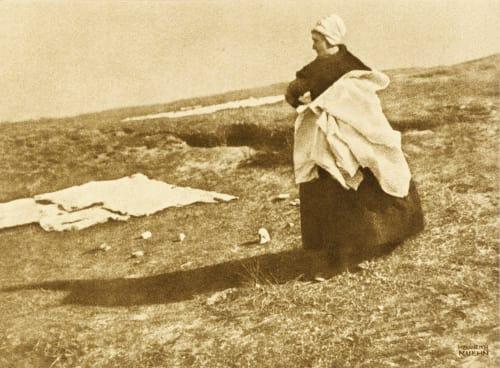 On the Dunes Kuehn, Heinrich  (Austrian-German, 1866-1944)