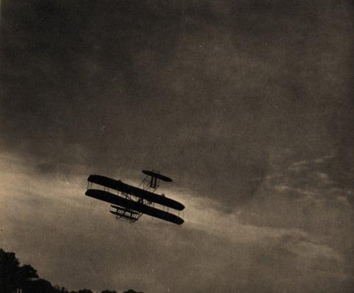 The Aeroplane Stieglitz, Alfred  (American, 1864-1946)