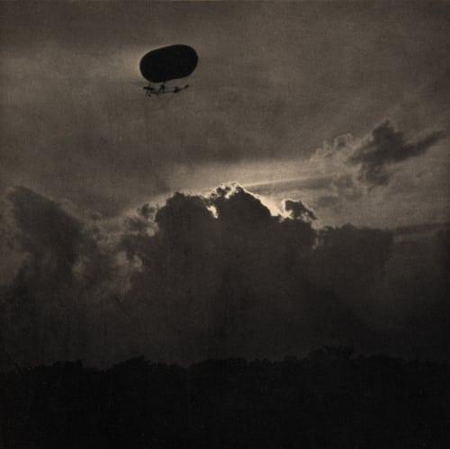 A Dirigible Stieglitz, Alfred  (American, 1864-1946)