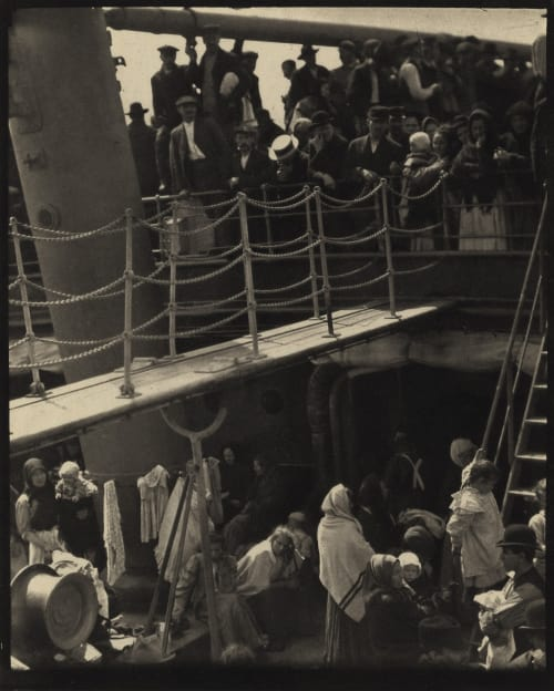 The Steerage Stieglitz, Alfred  (American, 1864-1946)