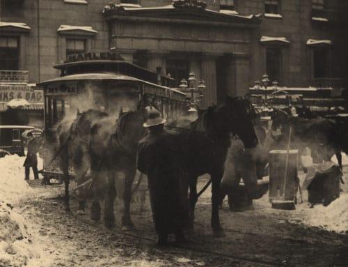 The Terminal Stieglitz, Alfred  (American, 1864-1946)