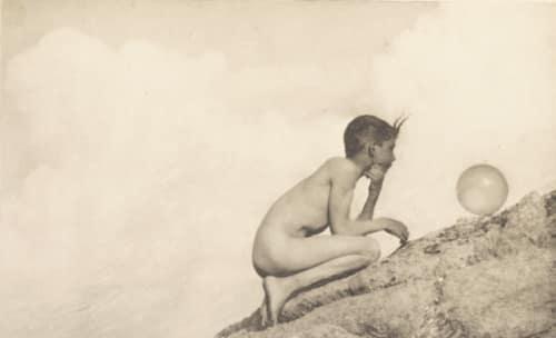 The Wonderous Globe Brigman, Annie A.  (American, 1869-1950)