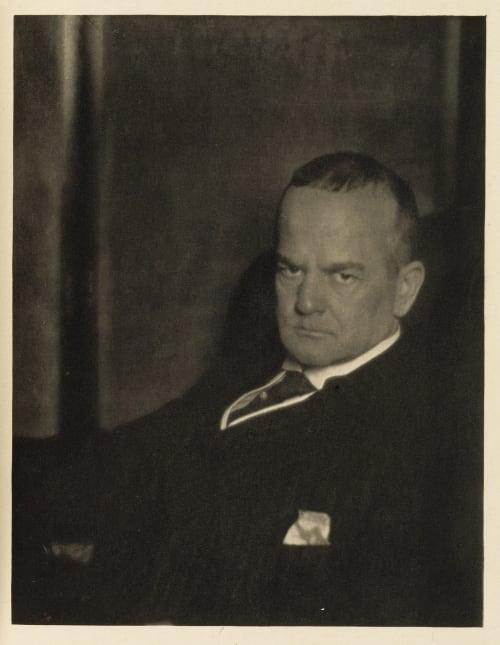 Mr. Christian Brinton Haviland, Paul B.  (French, 1880-1950)