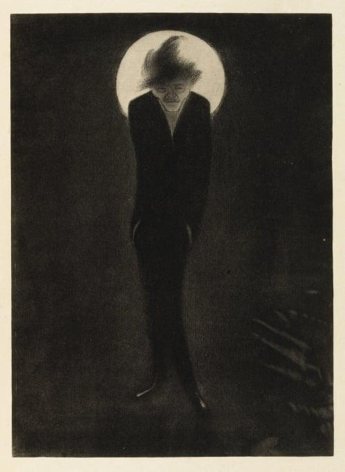 L' Accoucheur d'Idees De Zayas, Marius  (Mexican, 1880-1961)