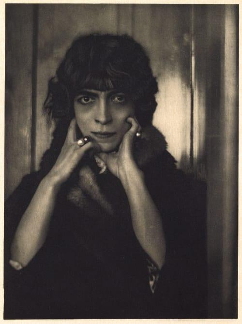 Marchesa Casati De Meyer, Baron Adolf  (American, 1868-1946)