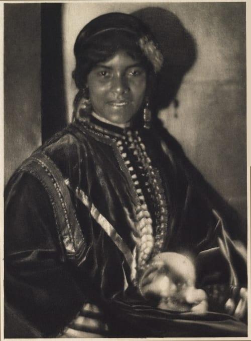 Aida De Meyer, Baron Adolf  (American, 1868-1946)