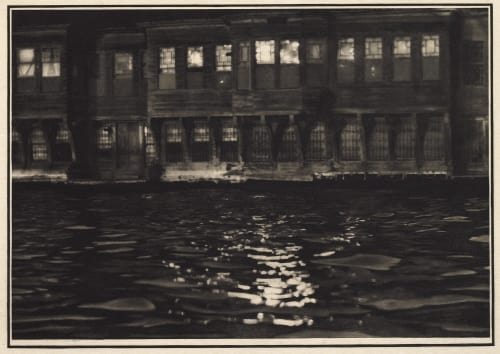 Windows on the Bosphorus De Meyer, Baron Adolf  (American, 1868-1946)