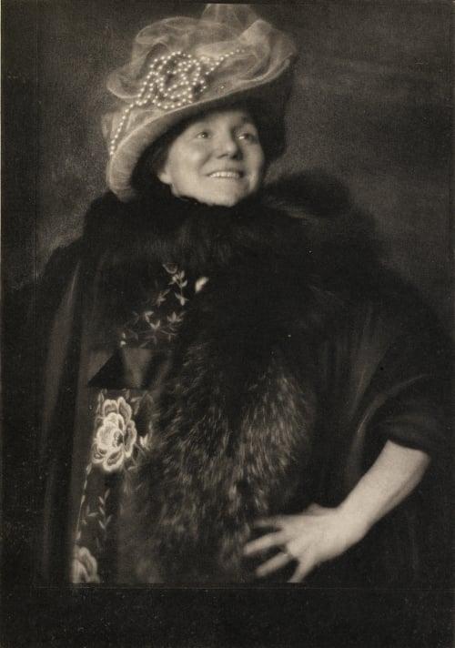 Vitality – Yvette Guilbert Steichen, Edward  (American, 1879-1973)