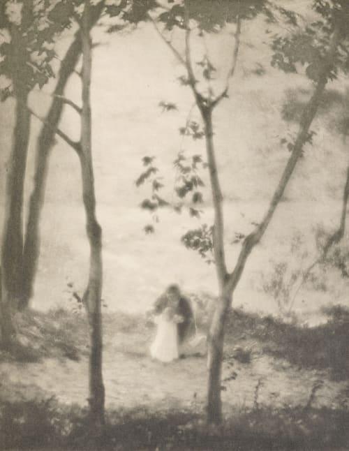 Mary Learns to Walk Steichen, Edward  (American, 1879-1973)