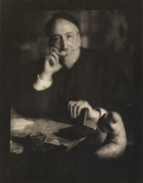 Anatole France Steichen, Edward  (American, 1879-1973)