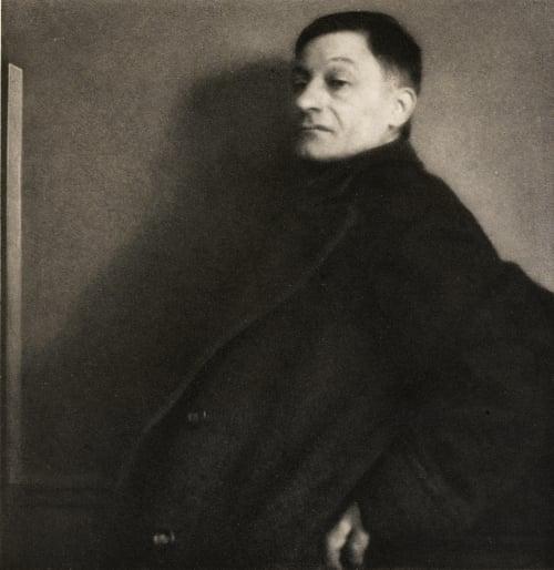 The Man that Resembles Erasmus Steichen, Edward  (American, 1879-1973)