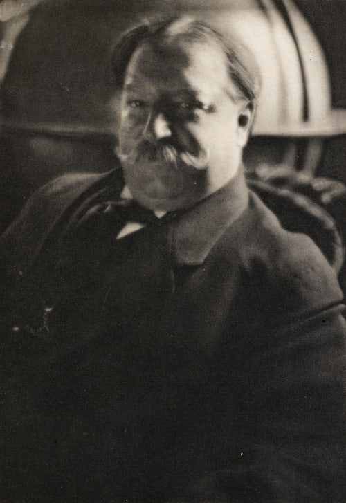 Henry W. Taft (William Howard Taft) Steichen, Edward  (American, 1879-1973)