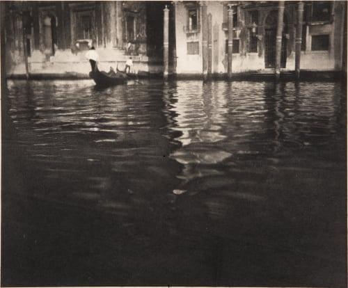Venice Steichen, Edward  (American, 1879-1973)