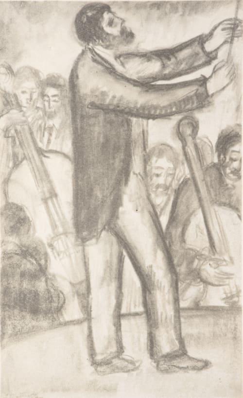 Music Walkowitz, Abraham  (American, 1848-1906)
