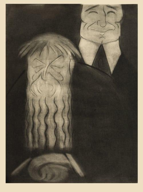 Rodin and Eduard J. Steichen De Zayas, Marius  (Mexican, 1880-1961)