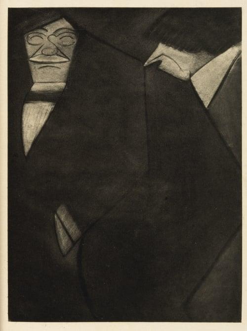 John Marin and Alfred Stieglitz De Zayas, Marius  (Mexican, 1880-1961)