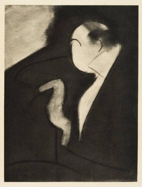 Charles Darnton De Zayas, Marius  (Mexican, 1880-1961)