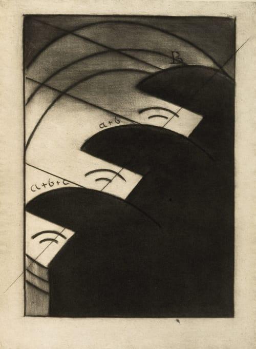 Francis Picabia De Zayas, Marius  (Mexican, 1880-1961)