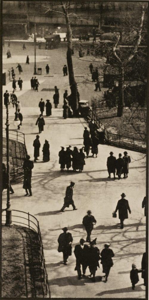 New York VI Strand, Paul  (American, 1890-1976)