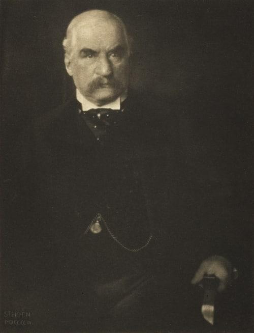 J. Pierpont Morgsn, Esq. Steichen, Edward  (American, 1879-1973)