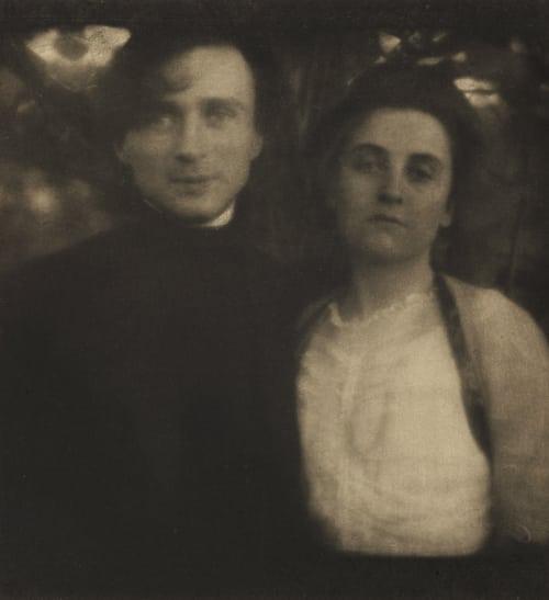 Portraits – Evening Steichen, Edward  (American, 1879-1973)
