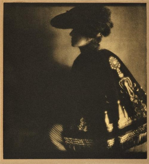 Poster Lady Steichen, Edward  (American, 1879-1973)
