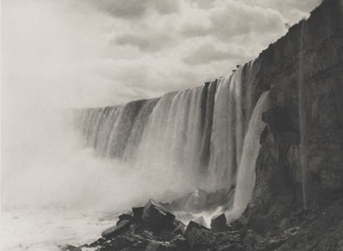 Niagara Falls Murphy, William D.  (American, 1860-1935)