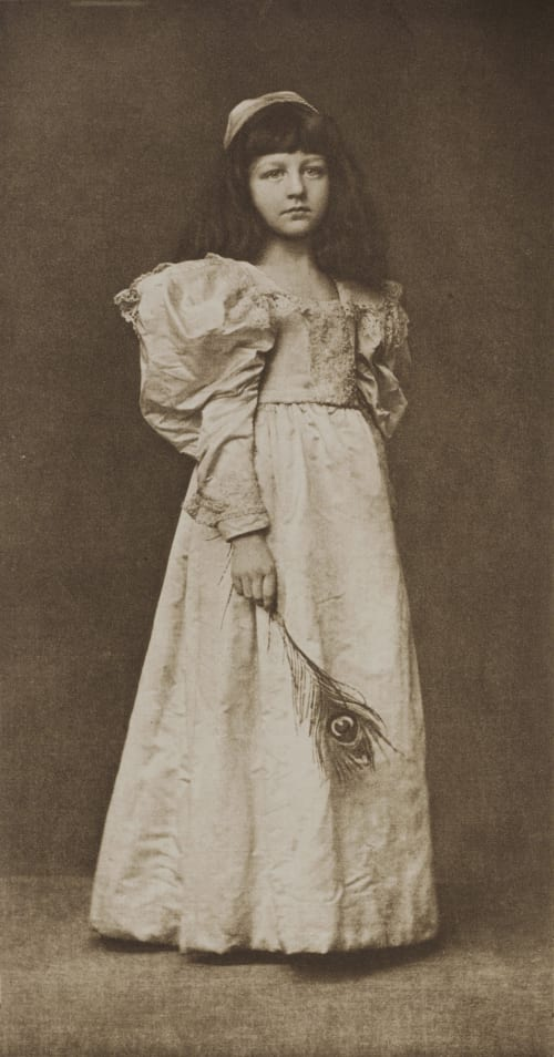 The Little Princess Annan, James Craig  (Scottish, 1864-1946)