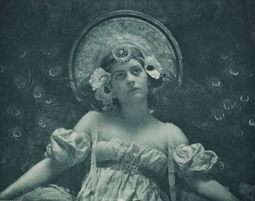 Odalisque Berg, Charles  (American, 1856-1926)
