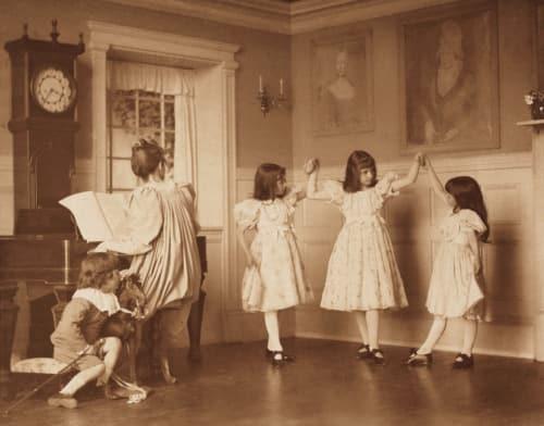 The Dance Eickemeyer, Rudolf  (American, 1862-1932)