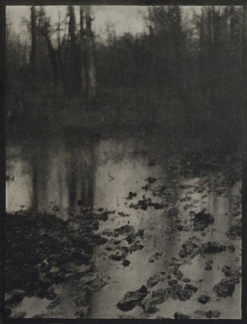 Landscape Steichen, Edward  (American, 1879-1973)