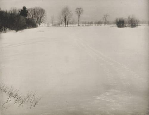 Intervale, Winter Post, W.B.  (American, 1857-1925)