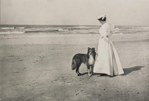 On the Beach Murphy, William D.  (American, 1860-1935)
