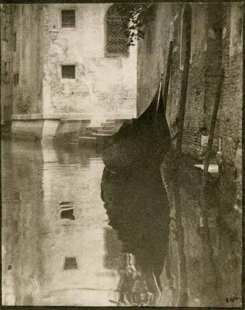 A Venetian Highway Boon, Ernest G.  (British, 1864-1959)