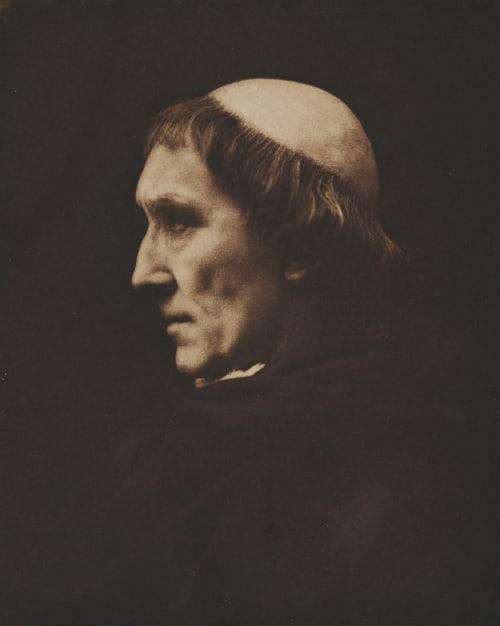 "Henry Irving as ""Becket"" Cameron, H. H. H.   (British, 1852-1911)"
