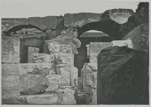 XIII Abydos (Image 2) Choisy, Auguste (pos)  (French, 1841-1909)