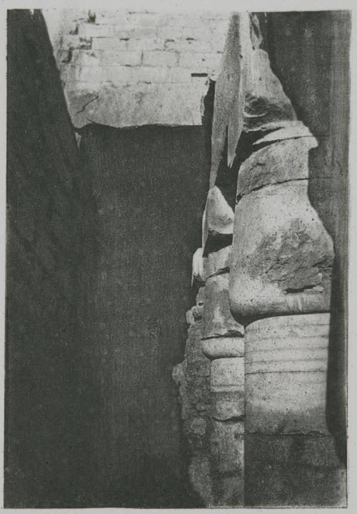 XVI Karnak (Image 1) Choisy, Auguste (pos)  (French, 1841-1909)