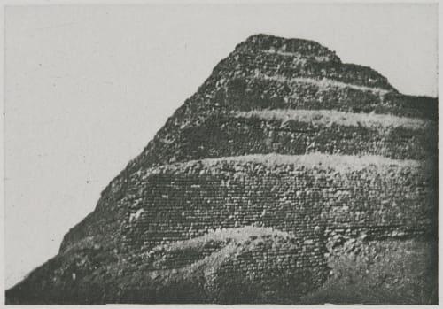 XXII Sakara (Image 2) Choisy, Auguste (pos)  (French, 1841-1909)