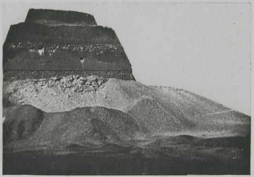 XXIII Meidoum (Image 1) Choisy, Auguste (pos)  (French, 1841-1909)
