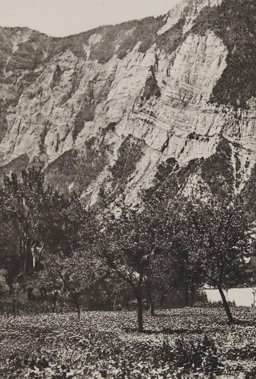 Roches Argilo-Calcaires de Prégentil Civiale, Aimé  (Italian, 1821-1893)
