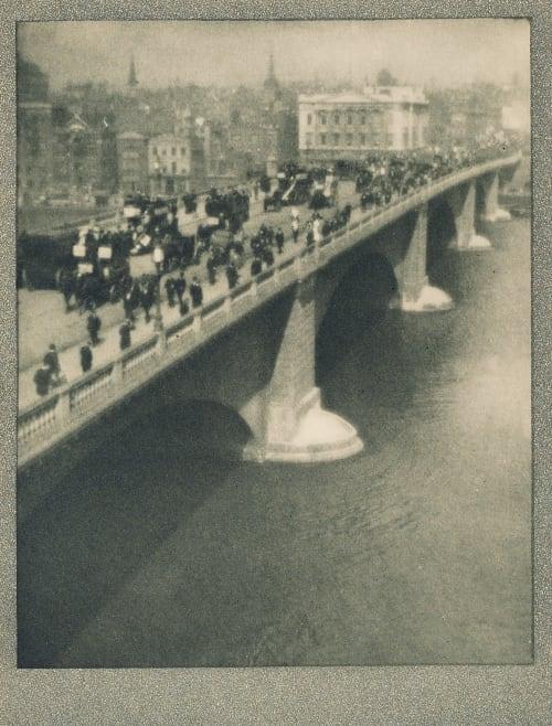 London Bridge Coburn, Alvin Langdon  (American, 1882-1966)