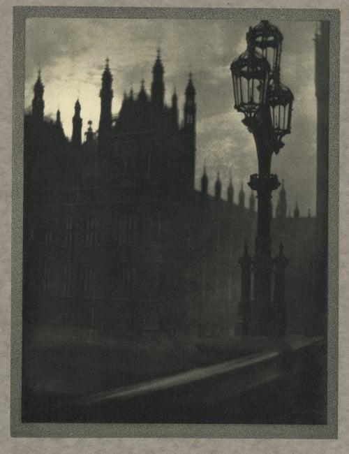 From Westminster Bridge Coburn, Alvin Langdon  (American, 1882-1966)