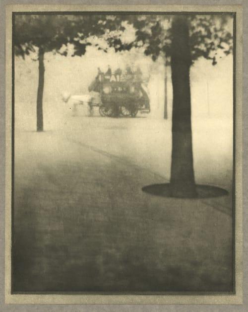 Hyde Park Corner Coburn, Alvin Langdon  (American, 1882-1966)
